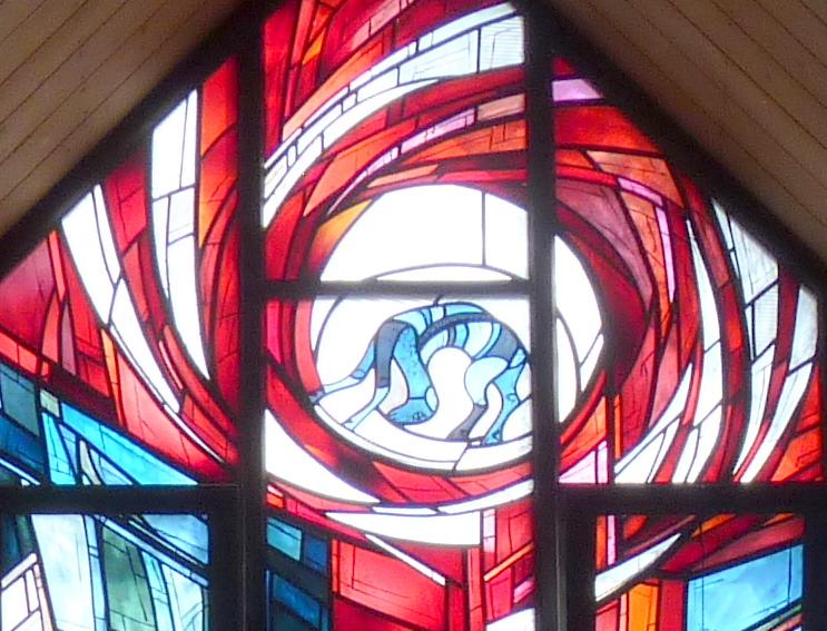 Lamm in der Gottesgloriole