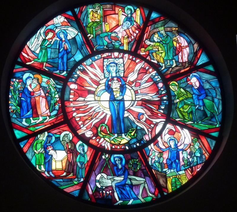 Das Marienfenster