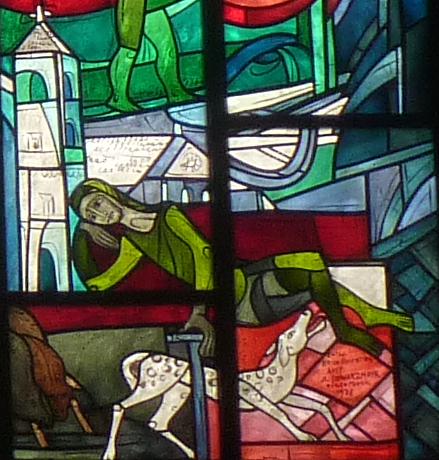 Der arme Lazarus