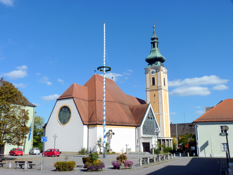 Pfarrkirche Nittenau Mariae Geburt