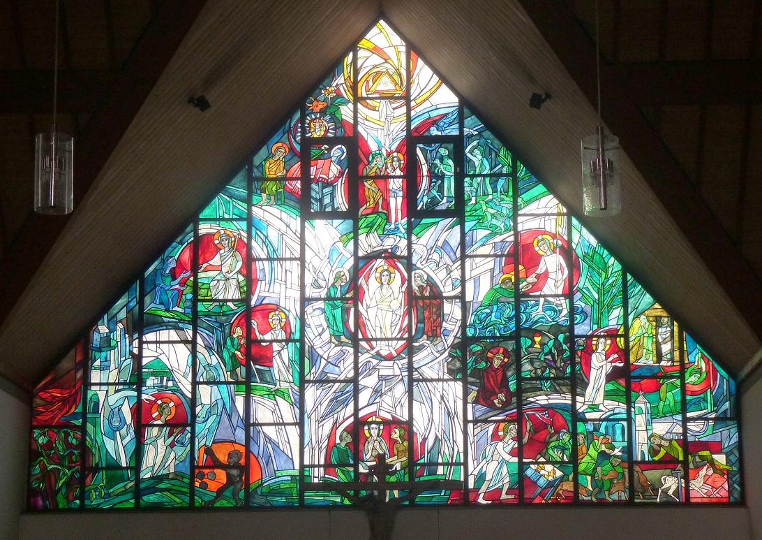 Das Fenster des neuen Testaments